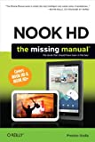 NOOK HD: The Missing Manual (Missing Manuals)
