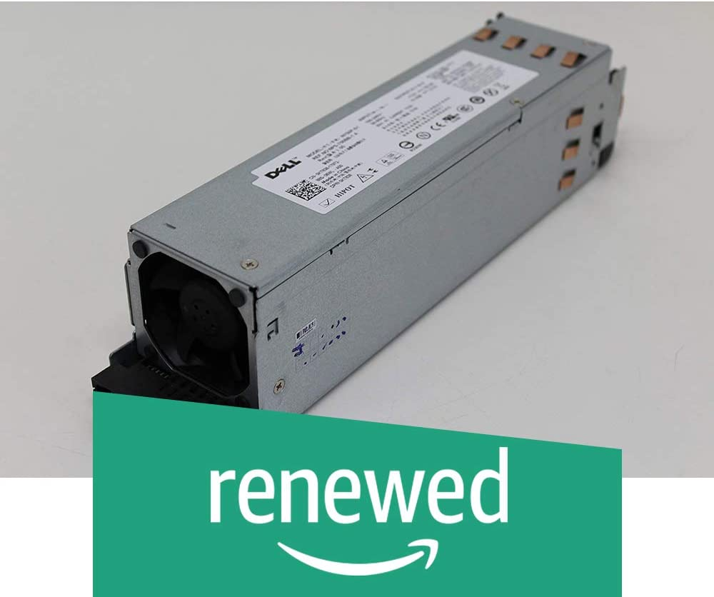 Genuine Dell 750W Watt KT838 JX399 N750P-S0 Redundant Power Supply Unit PSU For PowerEdge 2950 and PowerEdge 2970 Systems Compatible Part Numbers: NY526 JU081 Y813 GM266 JX399 RX833 W258D X404H