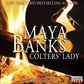 Colters' Lady: Colter's Legacy, Book 2   Maya Banks