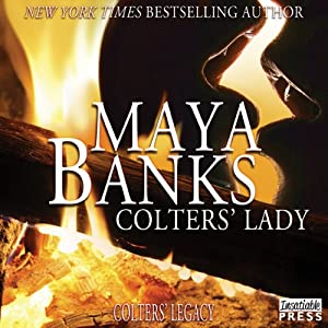 Colters' Lady Audiobook