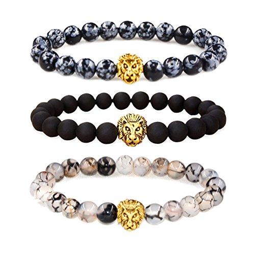 MIKINI Jewelry Natural Bracelets Snowflake