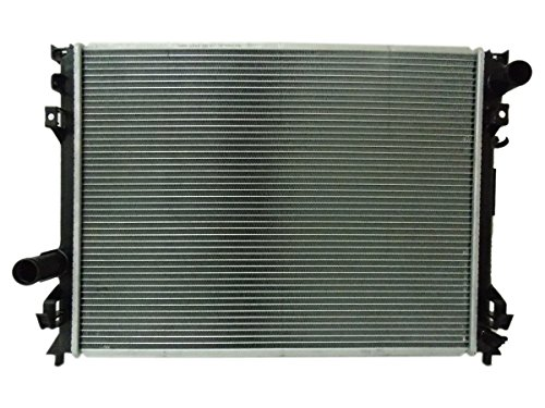 05 chrysler 300 radiator - 5