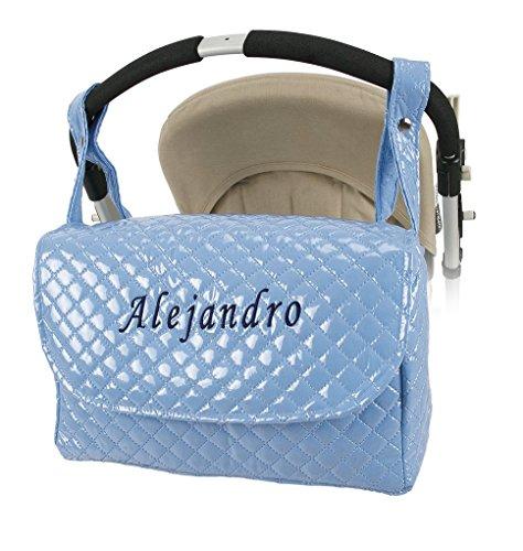 """Bolso Maternidad Lactancia Plastificado carro bebe """" Danielstore """"SIN PERSONALIZAR"""