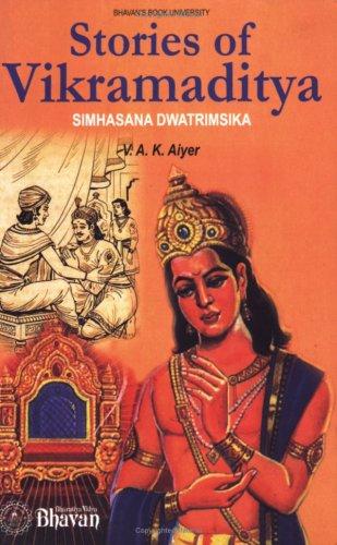 Stories of Vikramaditya/Simhasana Dwatrimsika