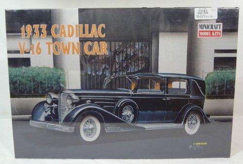 1933 Cadillac V-16 Town Car (1933 Cadillac Town Car)