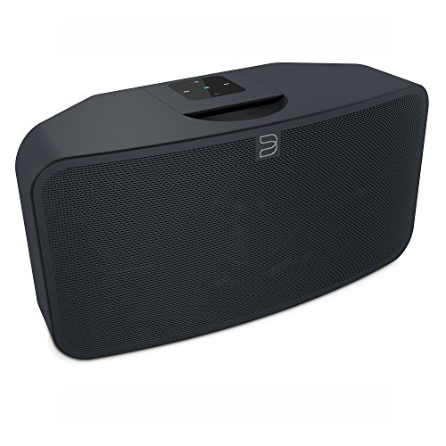 Bluesound Pulse Mini Black Wireless Hi-Res Audio System Adapter Black by Bluesound