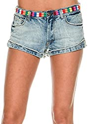 Free People Womens 29 Vibe Blue