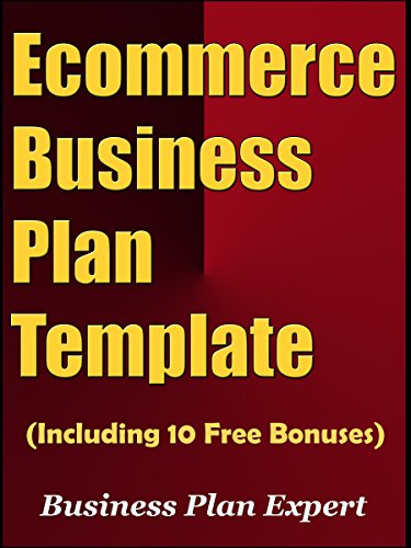 Amazon ecommerce business plan template including 10 free ecommerce business plan template including 10 free bonuses by business plan expert fbccfo Choice Image