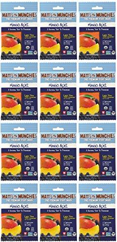 Best matts munchies mango acai list