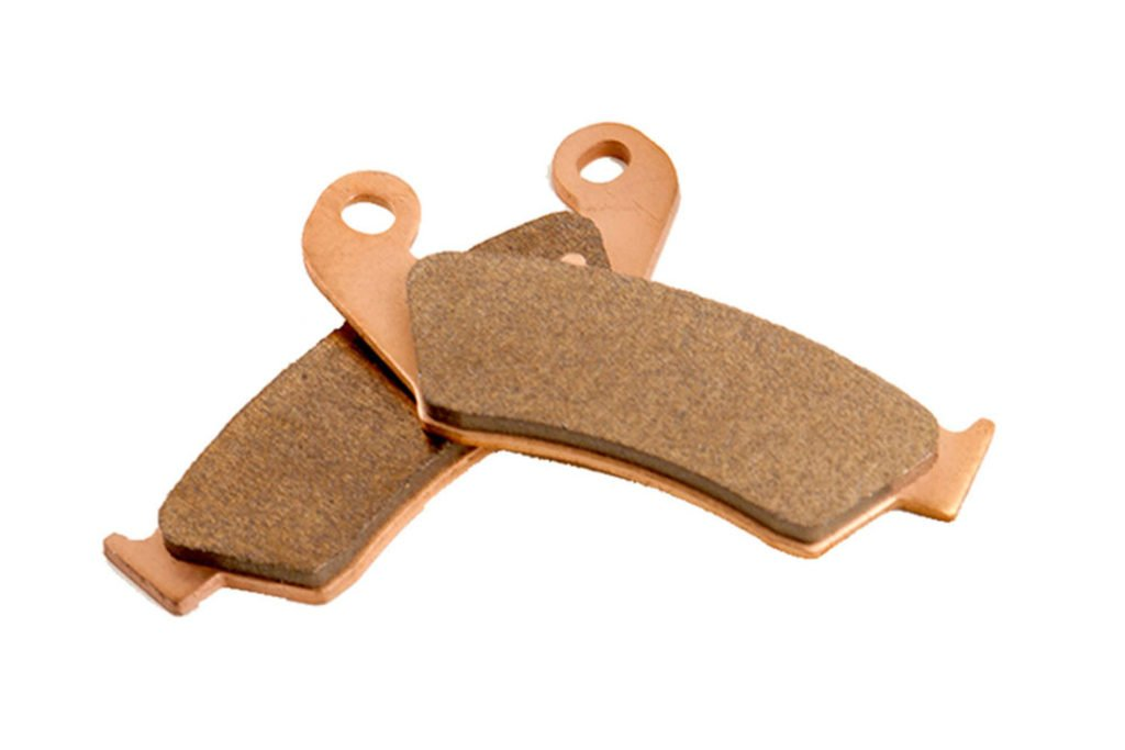 Race Driven Motocross Sintered Metal Severe Duty Front Brake Pads Race-Driven