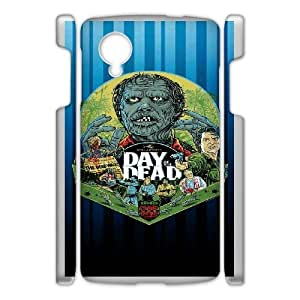 Day of the Dead For Google Nexus 5 Cases Cell phone Case Ehbb Plastic Durable Cover
