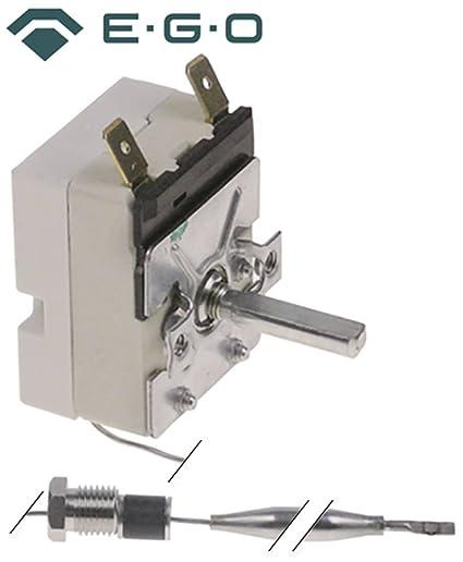 Termostato EGO Tipo 55.13022.010, 55.13022.180 para rodillo de cocina Cocina eléctrica