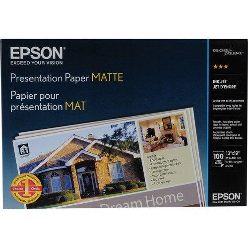 Genuine Epson Matte - 6