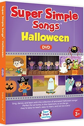 Super Simple Songs - Halloween DVD -