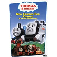 Thomas the Tank Engine: New Friends for Thomas