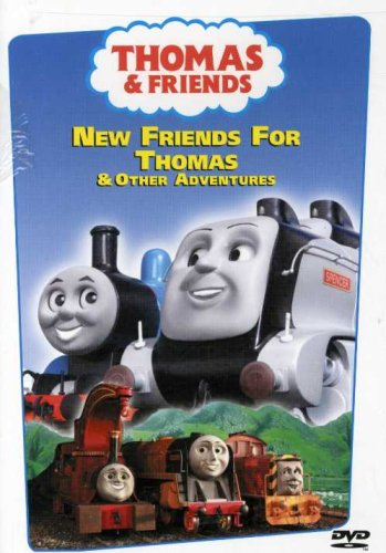 Thomas The Tank Engine And Friends - New Friends For Thomas (Marks And Spencer Usa Store)
