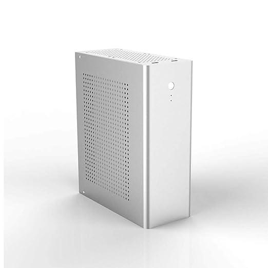 MMFFYZ Caja para Computadora En Torre, Caja Fuerte PC Gamer ...