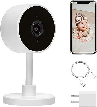 Larkkey 1080p Smart WiFi Indoor Security Camera
