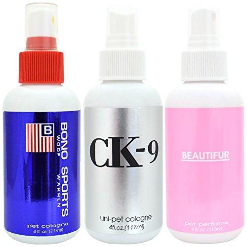 Designer Doggie Cologne Perfume (4 oz), Choose type: Bono...