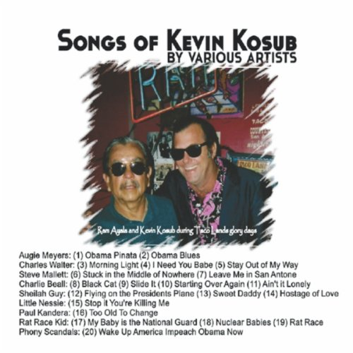 Songs of Kevin Kosub: The Taco...