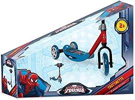 SPIDERMAN - Patinete 3 ruedas
