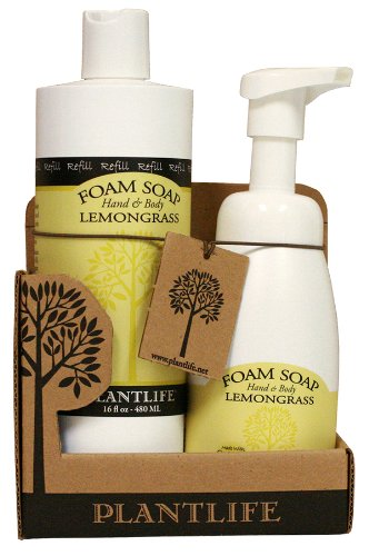 UPC 643948107532, Value Set Lemongrass Foam Soap