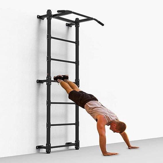 SGSG Pull-ups Fitness Rib Row Frame Pared de Escalada ...