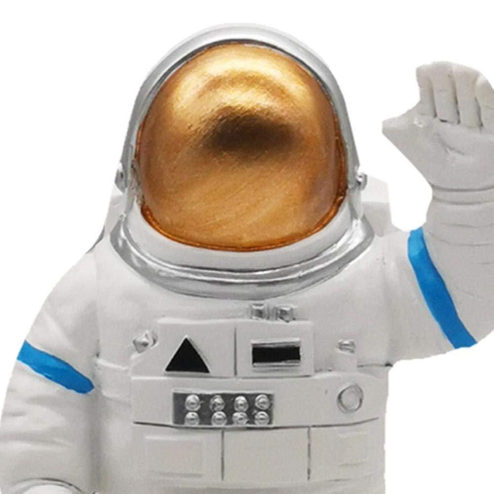 Dinapy Abrebotellas Juguete Astronauta Protecci/ón del Medio Ambiente Resina Abrebotellas Decoraci/ón Regalo