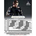 LAFROI-Rash-Guard-da-Uomo-a-Maniche-Lunghe-con-UPF-50-a-Compressione-CLYYB-Uomo