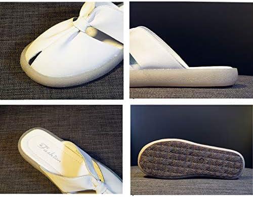 Verano Mujer Planas H Sandalia Zapatillas, Al Aire Libre Playa Ocio Moda Sandalias,01,39