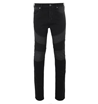 2af5bc0cf40d Amazon.com  True Religion - Mens Rocco Moto Skinny Jeans  Clothing