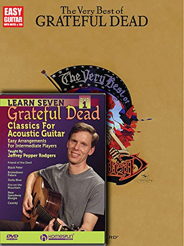 Grateful Dead Pack (Easy Guitar With Notes & Tab) (Grateful Dead Tab)