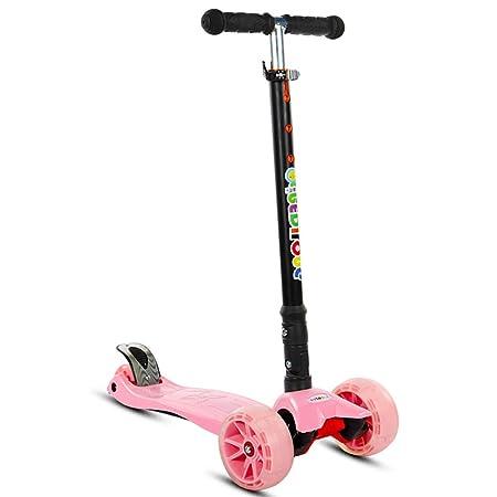 Patinetes clásicos Scooter Plegable para niños con Barra en ...