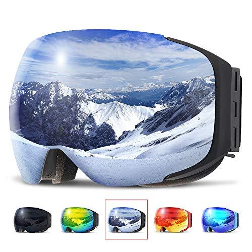 COPOZZ Ski Goggles, G2 Magnetic ...