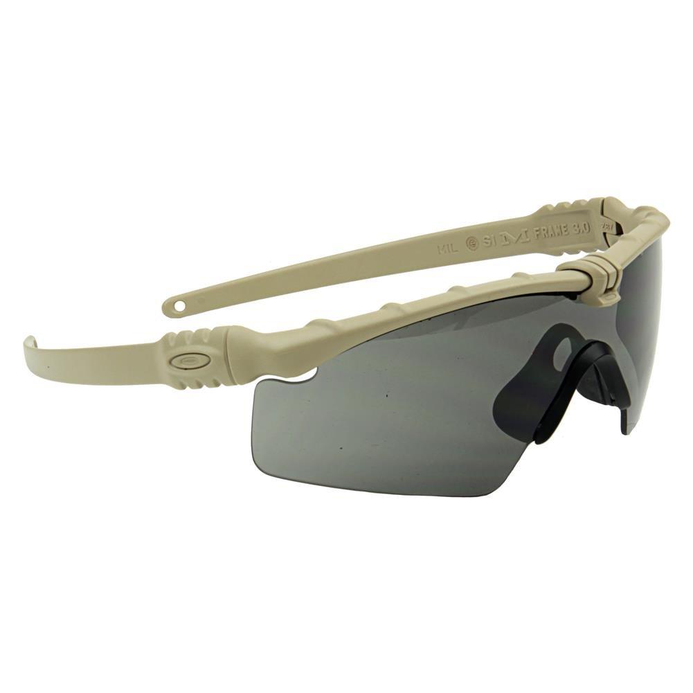 Oakley Ballistic M-Frame 3.0 Bone/Grey: Amazon.de: Sport & Freizeit