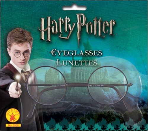 Harry Potter Eyeglasses Costume Accessory