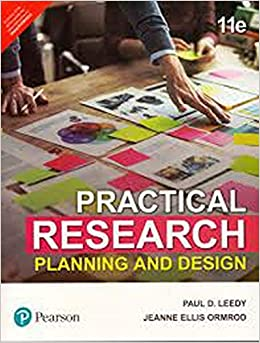 Practical research planning and design 11th edition leedy ormrod practical research planning and design 11th edition leedy ormrod 1256565659279 amazon books fandeluxe Gallery