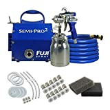 Fuji 2202 Semi-PRO 2 HVLP Spray System Bundle