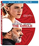 Cover Image for 'The Circle [Blu-ray + DVD + Digital HD]'