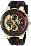 Ferrari 830298 'RED Rev Evo Chrono' Quartz...
