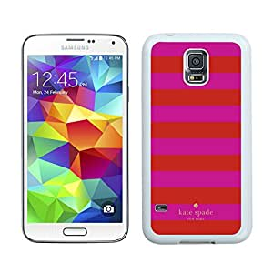 Recommend Custom Design Samsung S5 Case Kate Spade New York Customized Phone Case For Samsung Galaxy S5 Case 279 White
