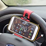 Wooku Mobile Phone Holder Mount Clip Buckle Socket Hands Free on Car ...