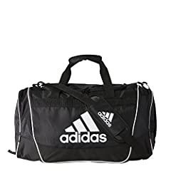 The Defender II Duffel Medium is multi-purpose and has loads of value. This medium sized bag has a top-loading zippered main compartment with an internal valuables pocket. One end cap is a freshPAK ventilated pocket and the other is an easy-a...