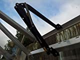 Double Spring Heavy Duty Automatic Greenhouse Window Opener. Opens Roof Vents and also Top Hung Side Vents For Sale