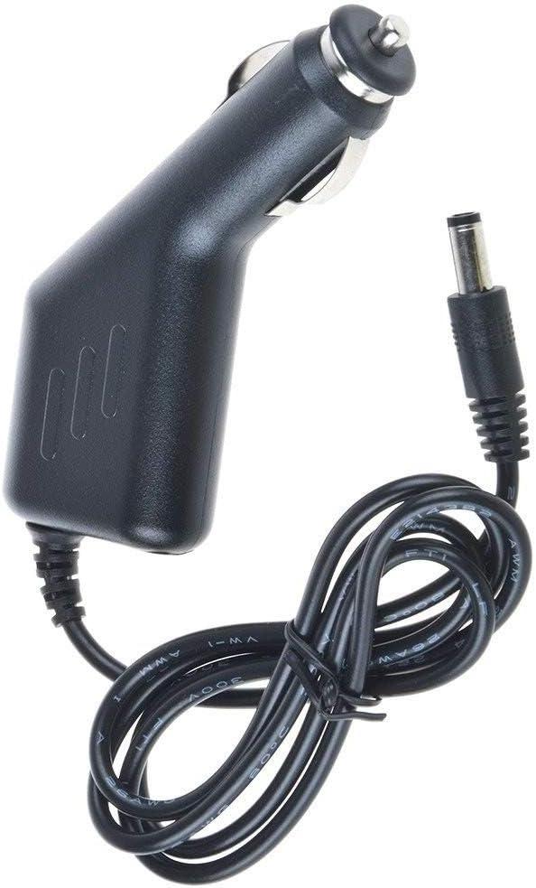 Car Charger Auto DC Power Adapter for Sangean U4 U4 DBT Bluetooth Jobsite Radio