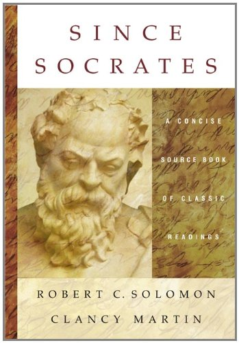 Since Socrates