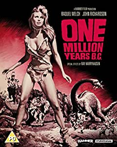 One Million Years B.C. [Edizione: Regno Unito] [Reino Unido] [Blu-ray]