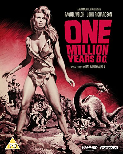 One Million Years B.C. [Double Play] [DVD]