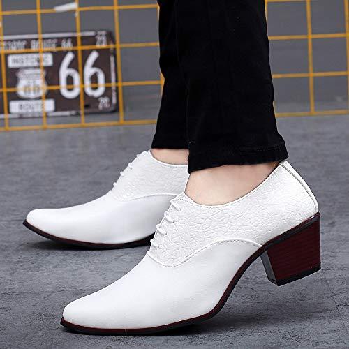 Blanc LOVDRAM Chaussures De Sport Hommes Chaussures De Sport Montantes Hommes