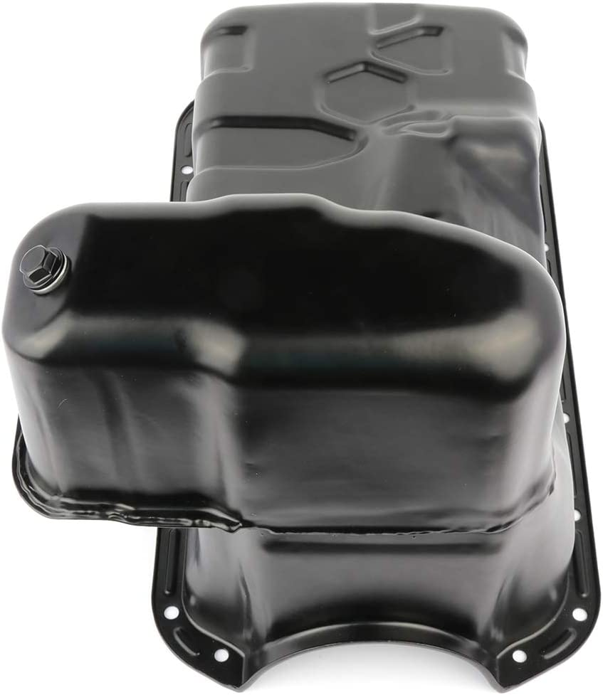 FEIPARTS Engine Oil Pan for 99-04 Nissan Frontier Xterra 3.3L OE Solutions 111104S100 NSP25A Oil Drain Pan